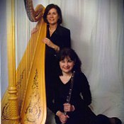 The Charleston Harp and Flute Duo
